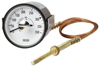 Thermomètre à dilatation avec contact SB15
