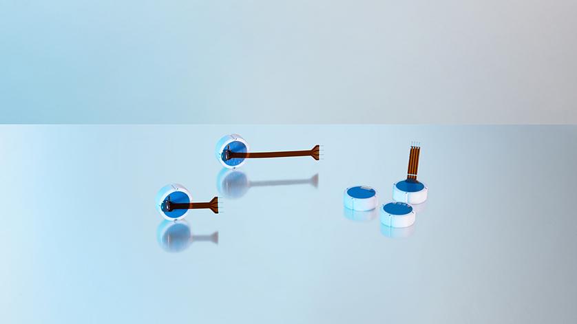 Capteurs de pression en céramique