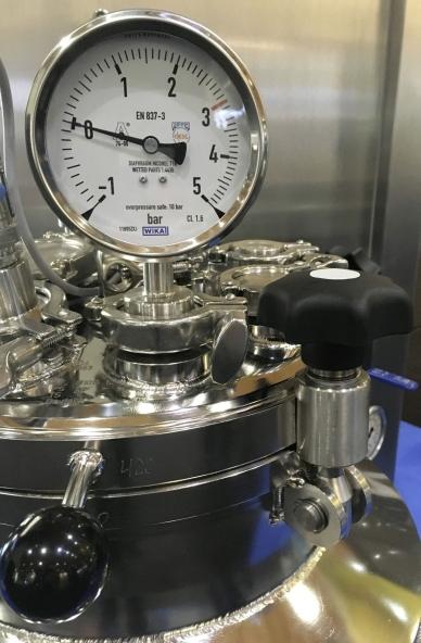 processus de fabrication automatisés de capteurs de pression