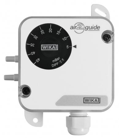 Pressotat WIKA A2G-40