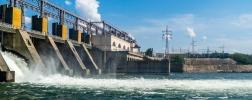 centrale hydroelectrique