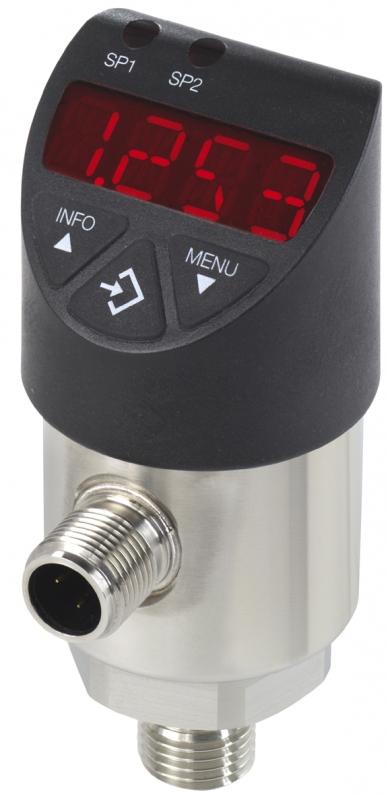 Pressostat électronique avec afficheur PSD-4