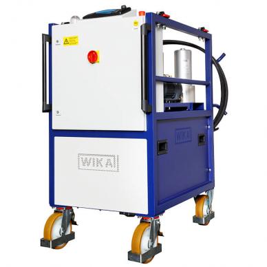 Le nouveau système de déshydratation de gaz SF6 GAD-2000 de WIKA élimine l'humidité pendant que les opérations se poursuivent comme d'habitude