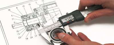 Étalonnage des instruments de mesure de longueur