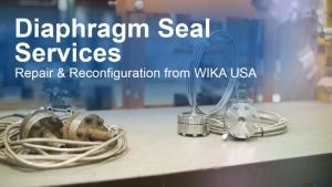 Service de réparation des montages sur séparateur de WIKA. Objectif : Dépasser les attentes des clients