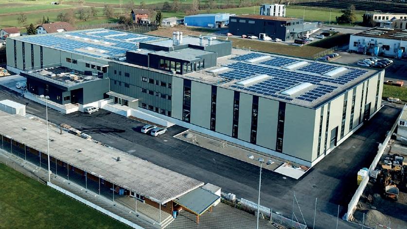 Nouveau centre de compétence chez WIKA Suisse