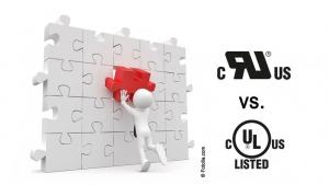 «Reconnu UL», » Homologation UL » – Quelle est la différence ?