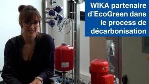 Témoignage de la société EcoGreen sur son expérience avec WIKA